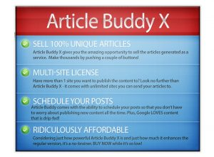 Article-Buddy-X-Free