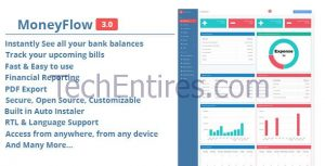 MoneyFlow v.3.0 best Accounting Software