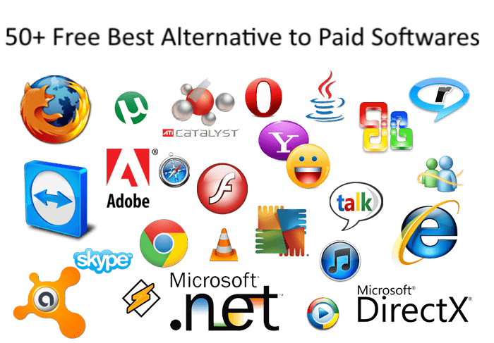 Free Best Alternate to Paid Software