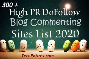 high-pr-dofollow-blog-commenting-sites-list