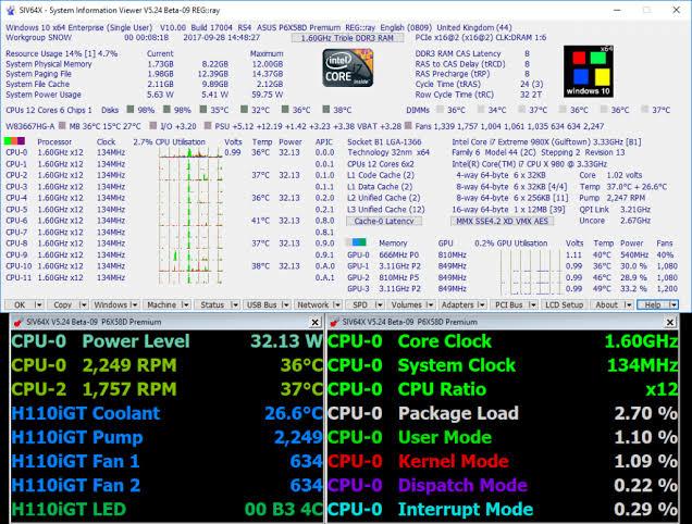 System Information Viewer (SIV)
