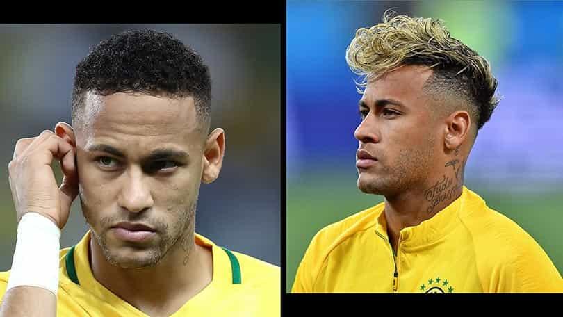 Neymar-Haircut